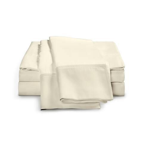 Kotter Home Percale Weave Cotton Sheet Set
