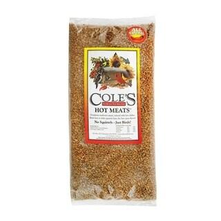 Cole's Hot Meats Assorted Species Wild Bird Food Seed 10 lb.