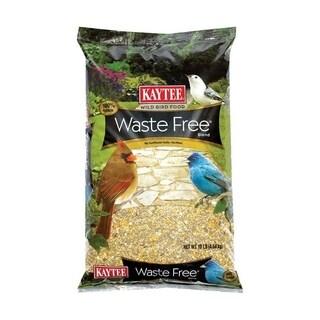 Kaytee Waste Free Assorted Species Wild Bird Food Sunflower Seeds 10 lb.