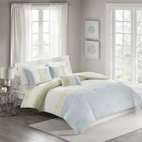 510 Design Careen Green 4-piece Comforter Set