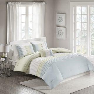 510 Design Careen Green 4-piece Comforter Set
