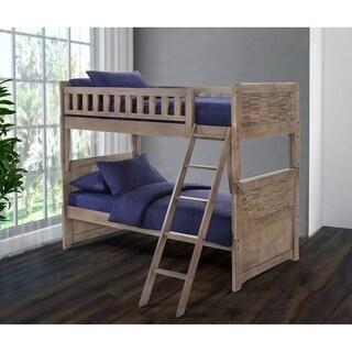 Adams Boulevard Twin Bunk Bed Frame
