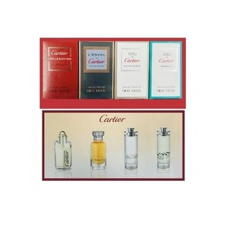 Cartier Men's 4-piece Mini Set