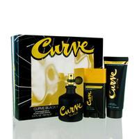 Liz Claiborne Curve Black Men's 3-piece Gift Set