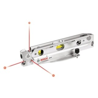 Bosch 3 Alignment Laser 0.3 in. per 100 ft.