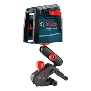 Bosch 2 Self Leveling Self Leveling Cross Line Laser