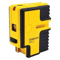 Stanley  1  3 Beam Spot Laser  Self Leveling 0.2 in.