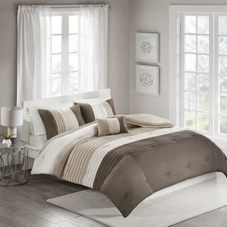 510 Design Careen Neutral 4-piece Comforter Set
