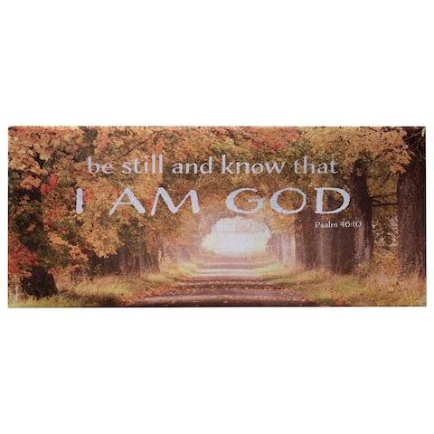 American Art Decor Religious Inspirational Canvas Print