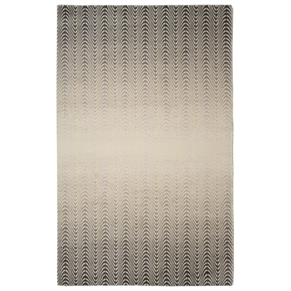 "RugSmith Grey Ombre Tile Contemporary Modern Area Rug - 7'6"" x 9'6"""