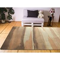 "RugSmith Blush Sand Contemporary Modern Area Rug, 5'6"" x 8'6"" - 5'6"" x 8'6"""