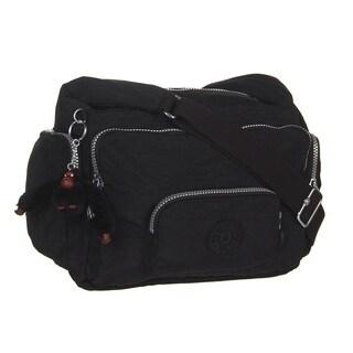 Kipling Europa Crossover Black Handbag