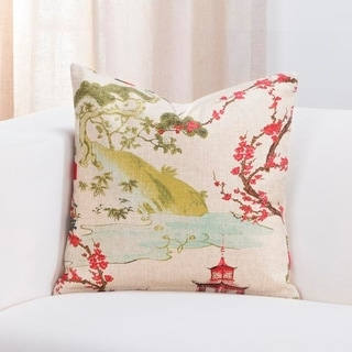 Sis Covers Zen Throw Pillow