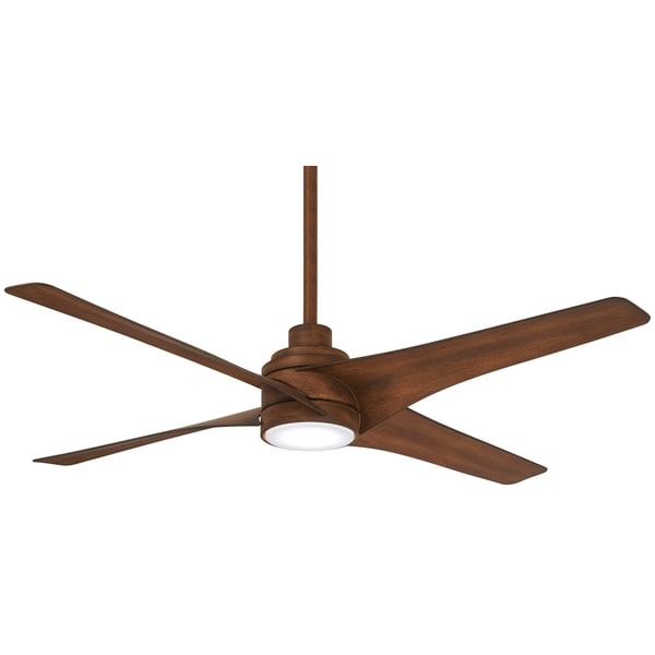 Minka aire swept 56 led ceiling fan in distressed koa finsh free minka aire swept 56 led ceiling fan in distressed koa finsh aloadofball Gallery