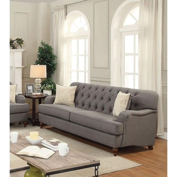 Sofa Sale Express Delivery: Shop Ricaya Sofa W/2 Pillows