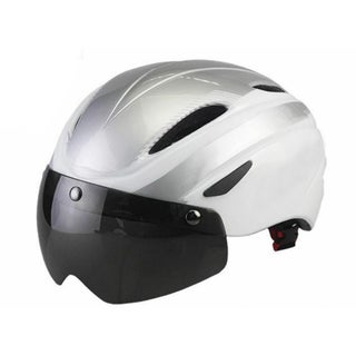 Ultralight Mountain Bike Helmet - with Goggles (4 options available)