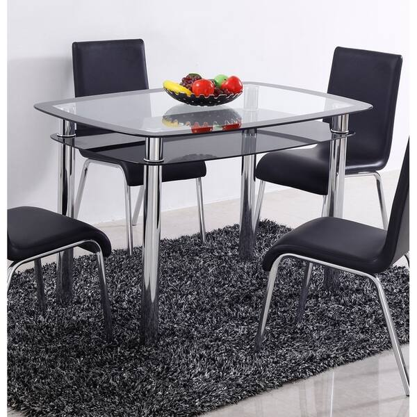 Best Master Furniture T06 Dining Table