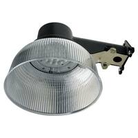 Honeywell  Bronze  Aluminum  Outdoor Security Light  Dusk to Dawn  LED  120 volts 22 watts