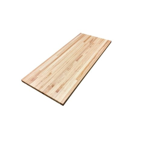 """Forever Joint Hard Maple 26"""" x 72"""" Butcher Block Top"""
