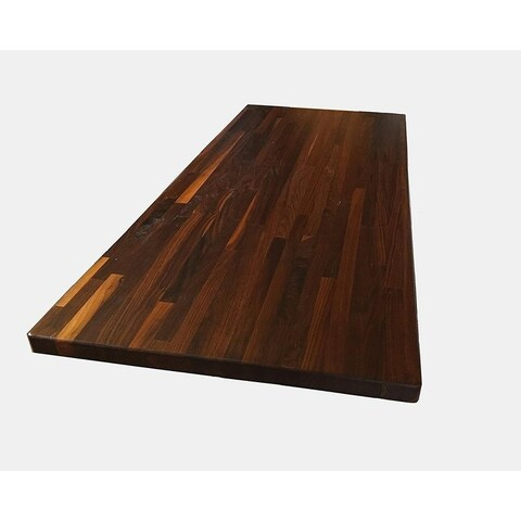 Forever Joint Walnut 36 x 60 Butcher Block Top