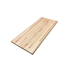 """Forever Joint Hard Maple 26"""" x 60"""" Butcher Block Top"""