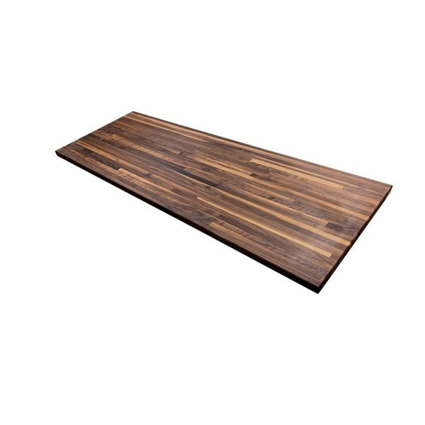 """Forever Joint Walnut 26"""" x 60"""" Butcher Block Top"""