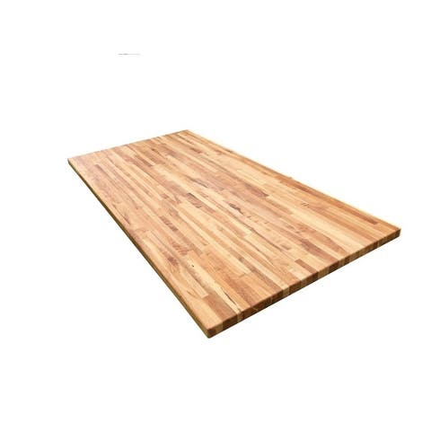 """Forever Joint Hard Maple 36"""" x 72"""" Butcher Block Top"""