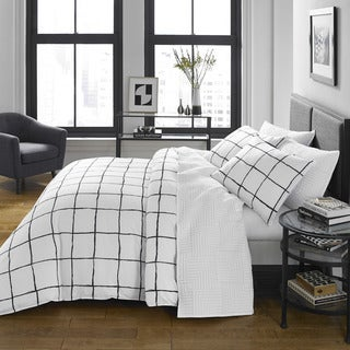 City Scene Zander Comforter Set (2 options available)