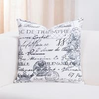Sis Covers Promenade Throw Pillow