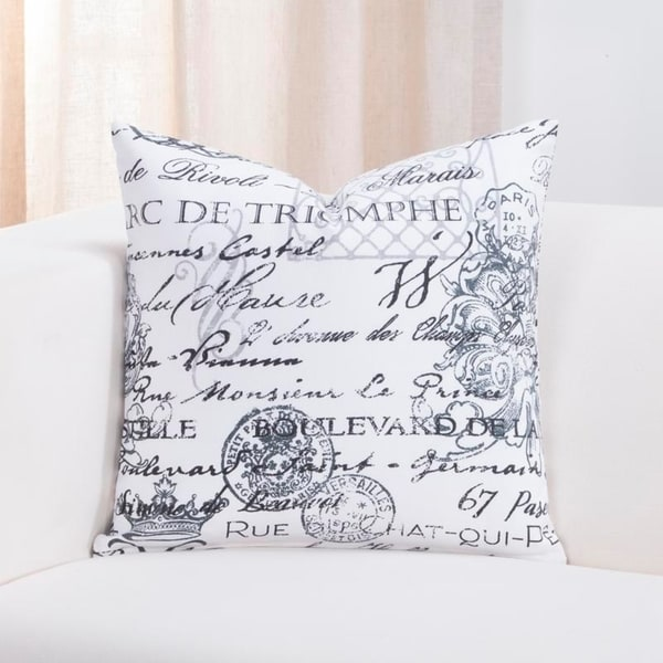 Sis Covers Promenade Throw Pillow. Opens flyout.