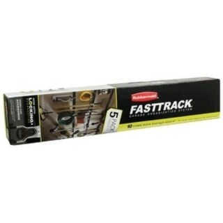 Rubbermaid FastTrack Garage Organizer Kit 32 in. L