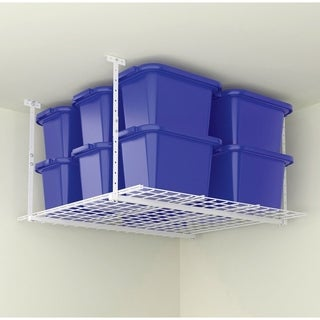 Hyloft Steel Ceiling Storage Unit 45 in. L x 28 in. H x 45 in. W