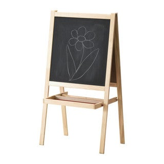 "IKEA Easel, softwood, white, 59 "" 1419-500-210-76"