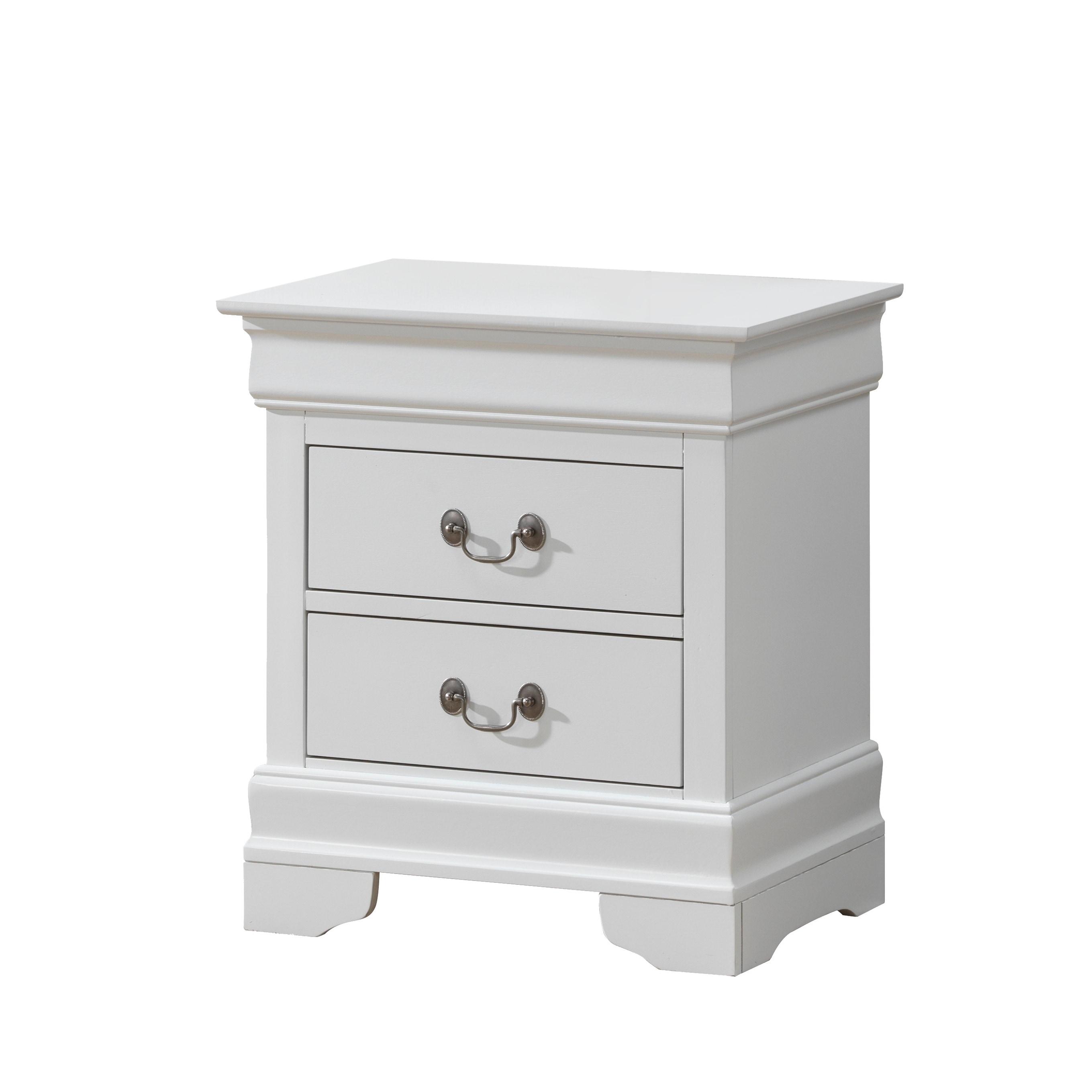 Glory Furniture 2 Drawer Nightstand