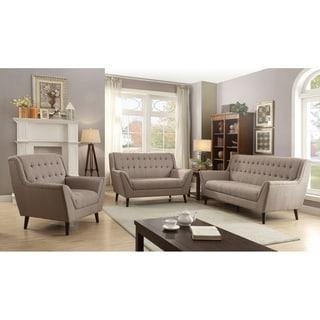 Shop Kenya 3 Pcs Sofa Set Free Shipping Today Overstock 20178351