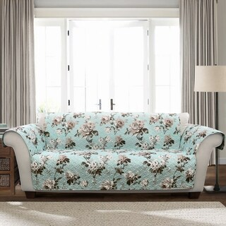 Lush Decor Tania Floral Sofia Furniture Protector