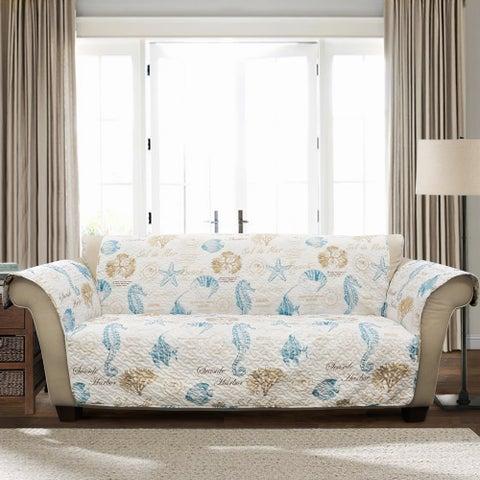 Lush Decor Harbor Love Seat Furniture Protector - loveseat