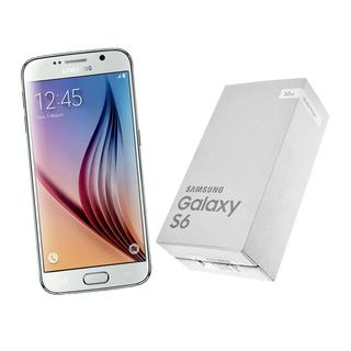 Samsung Galaxy S6 SM-G920 32GB White T-MOBILE UNLOCKED (New Open Box)