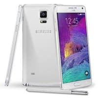 Samsung Galaxy Note 4 SM-N910 32GB Black VERIZON UNLOCKED (New Open Box) - White