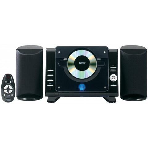 Digital MP3/CD Microsystem with AM/FM Radio