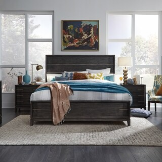 Proximity Heights Contemporary Panel Bed