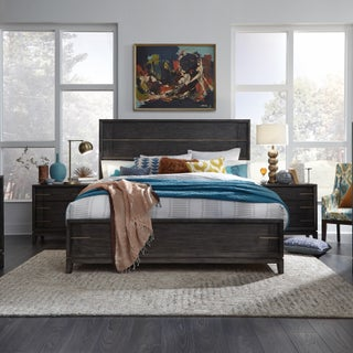 Proximity Heights Contemporary Panel Bed (2 options available)