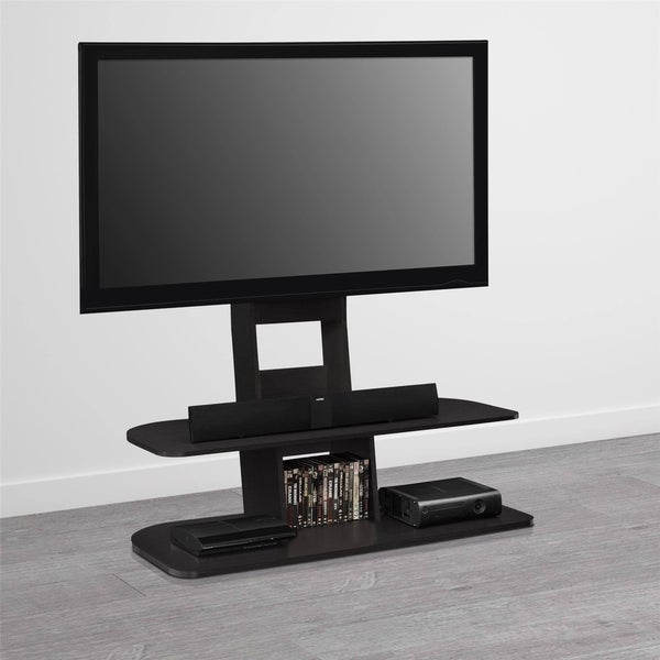 Avenue Greene Crossfield TV Stand with Mount for TVs up to 65-inches Wide. Opens flyout.