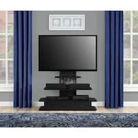 Porch & Den Wicker Park Bauwans 70-inch TV Stand with Mount