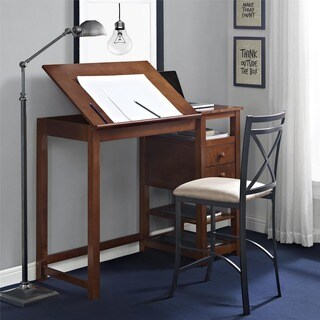 Avenue Greene Lyle Drafting and Craft Counter Height Desk