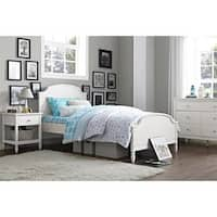Avenue Greene Rosalyn White Twin Bed