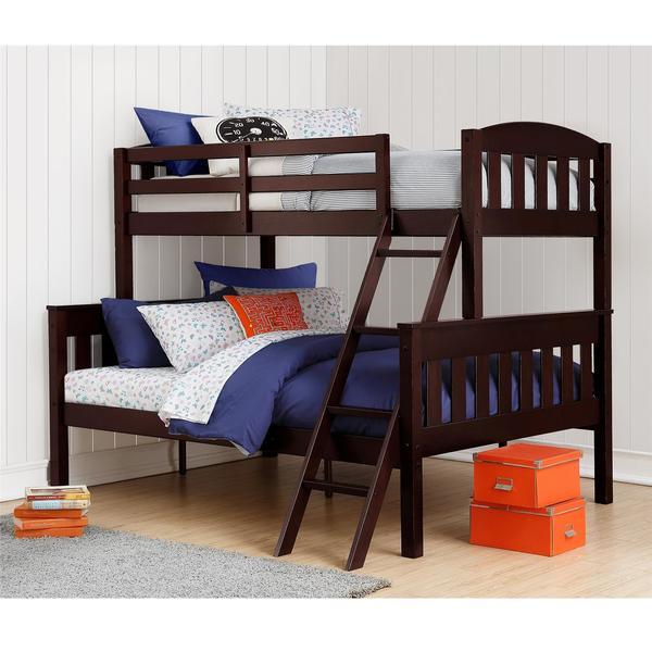 Shop Avenue Greene Hamilton Twin Over Full Bunk Bed On Sale Free