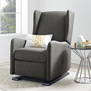 Link to Avenue Greene Lena Gliding Recliner Similar Items in Kids' Ottomans & Gliders