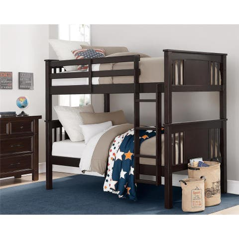 Dorel Living Dylan Twin Bunk Bed