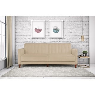 Avenue Greene Ivy Tufted Futon
